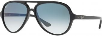 Ray-ban Cats 5000 RB4125-601/3F-59