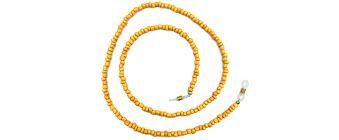 Boho Beach Sunny Necklace - Orange