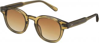 Chimi Eyewear #01 Green/Gradient Brown