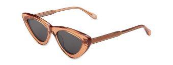 Chimi Eyewear #006 Peach Black