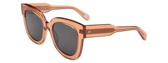 Chimi Eyewear #008 Peach Black