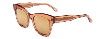 Chimi Eyewear #005 Peach Mirror