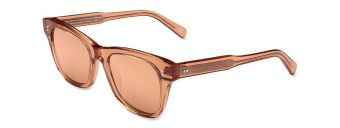 Chimi Eyewear #007 Peach Mirror