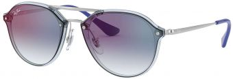 Ray-Ban Junior Double Bridge RJ9067SN-7051X0-53