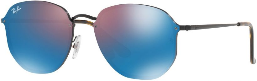 Ray-Ban Blaze Hexagonal Flat Lenses RB3579N-153/7V