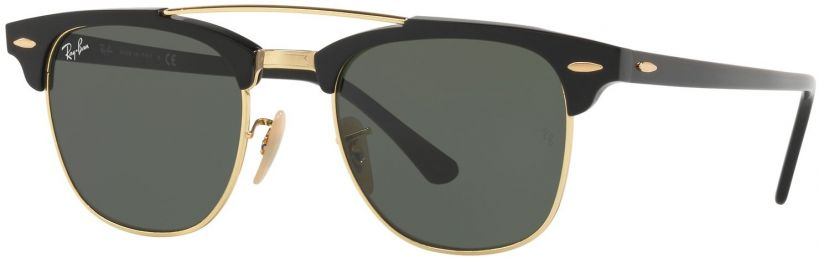 Ray-Ban Clubmaster Double Bridge RB3816-901