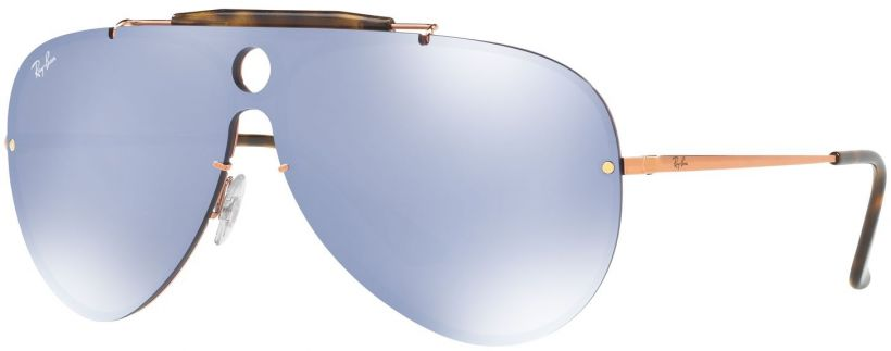 Ray-Ban Blaze Shooter Flat Lenses RB3581N-90351U