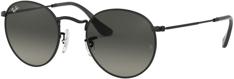 Ray-Ban Round Metal Flat Lenses RB3447N-002/71