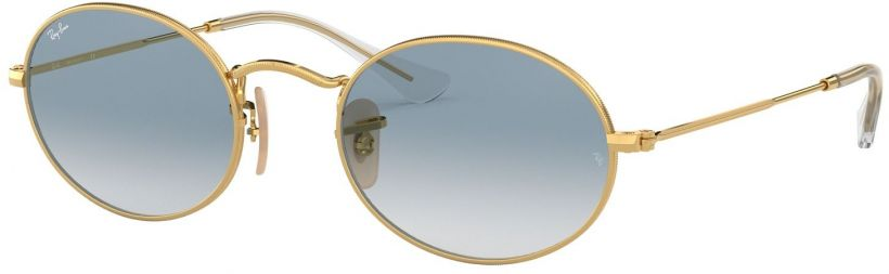 Ray-Ban Oval RB3547N-001/3F