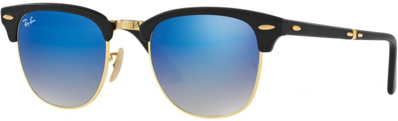 Ray-Ban Clubmaster Folding RB2176-901S7Q