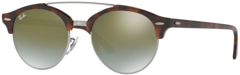 Ray-Ban Clubround Double Bridge RB4346-62519J