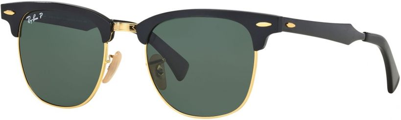 Ray-BanClubmaster Aluminum RB3507-136/N5