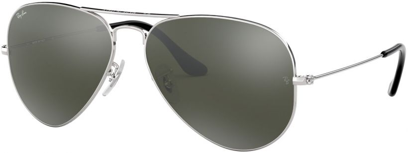 Ray-Ban Aviator Large Metal Flash Lenses RB3025-W3277