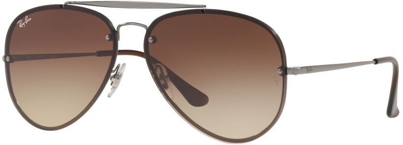 Ray-Ban Blaze Aviator Flat Lenses RB3584N-004/13