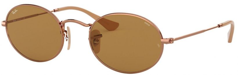 Ray-Ban Oval RB3547N-91314I