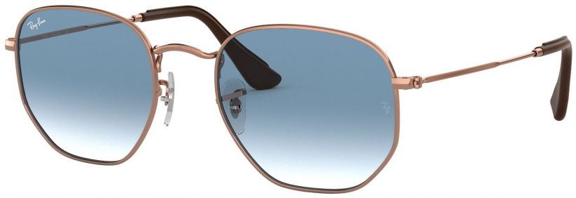 Ray-Ban Hexagonal Flat Lenses RB3548N-90353F