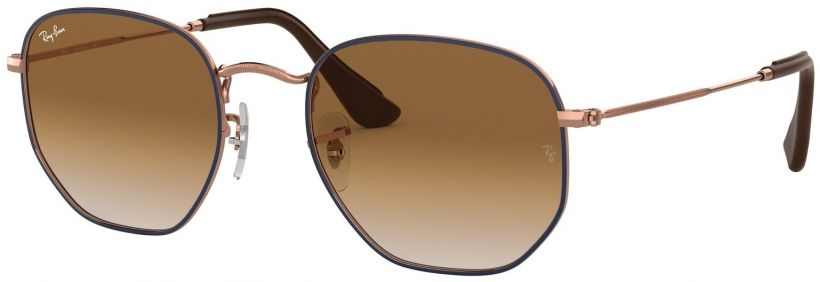Ray-Ban Hexagonal Flat Lenses RB3548N-908151