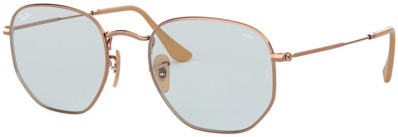 Ray-Ban Hexagonal Flat Lenses RB3548N-91310Y