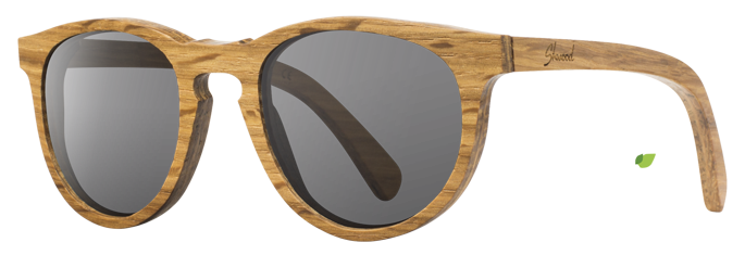 Shwood Belmont Oak - Grey Polarized
