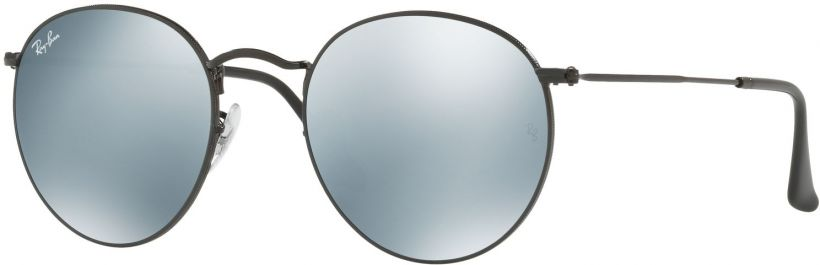 Ray-Ban Round Metal Flash Lenses RB3447-002/30