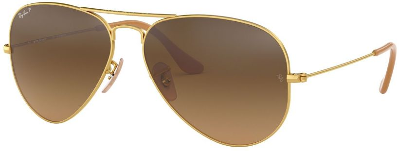 Ray-Ban Aviator Large Metal Gradient RB3025-112/M2