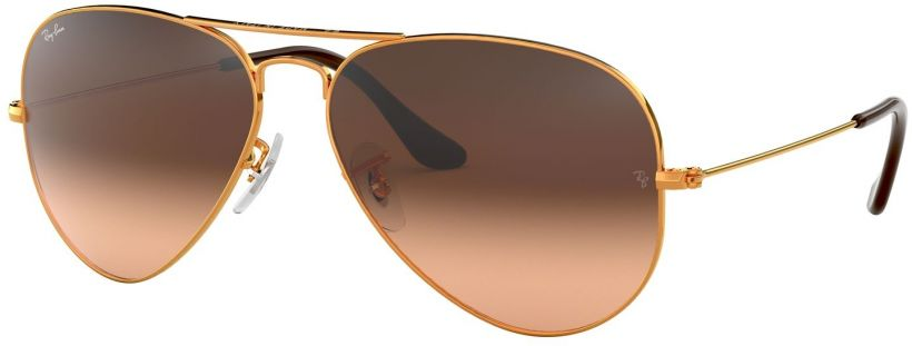 Ray-Ban Aviator Large Metal Gradient RB3025-9001A5